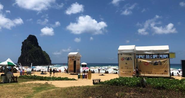 Highlights do primeiro dia do Oi Hang Loose Pro Contest, QS 6000, em Fernando de Noronha.
